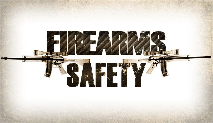safety gun firearm handling proper firearms machine march miniature company